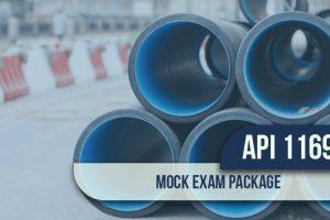 API 1169 Mock Exam Package