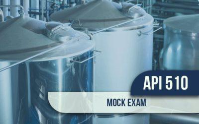 API 510 Mock exam Package