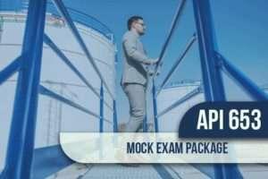 API 653 Mock Exam Package