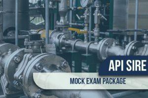 API SIRE Mock Exam Package
