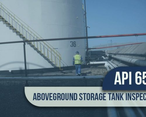 API 653 Storage Tank Inspector Full Course