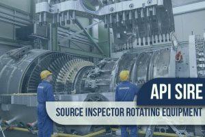 API SIRE Source Inspector Rotating Equipment