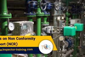 Tips on Non Conformity Report (NCR) - inspector-training.com