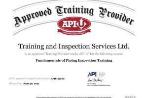 Fundamentals of Piping Inspection