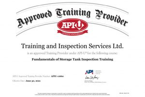 Fundamentals of Storage Tank Inspection
