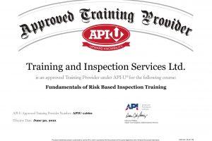 Fundamentals of Risk Based Inspection
